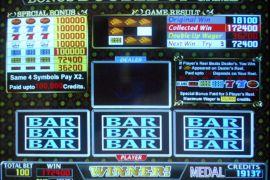 WINNER'S WHEEL PURE GOLD 172,400枚