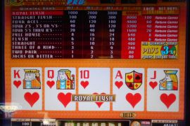 FORTUNE TIME FOUR  OF  A  KIND  BONUS  PRO 240,000枚