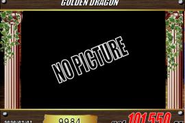 GOLDEN DRAGON 101,550枚