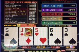 DOUBLE DOUBLE QUADS BONUS PLUS 76,800枚
