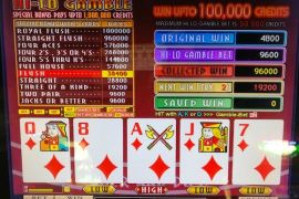 FORTUNE TIME FOUR OF A KIND BONUS PRO 96,000枚