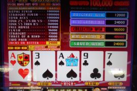 FORTUNE TIME FOUR OF A KIND BONUS PRO 120,000枚