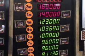 メダルゲーム JPランキング 2020年5月