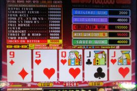 FORTUNE TIME FOUR OF A KIND BONUS PRO 232,000枚