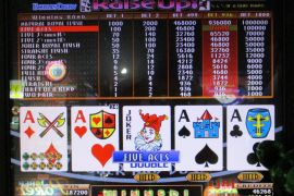 BONUS DRAW RAISE UP JOKER'S DOUBLE 187,200枚