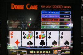 BONUS DRAW RAISE UP JOKER'S DOUBLE 90,000枚