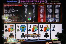 BONUS DRAW RAISE UP JOKER'S DOUBLE 480,000枚