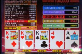 FORTUNE TIME FOUR OF A KIND BONUS PRO 144,000枚