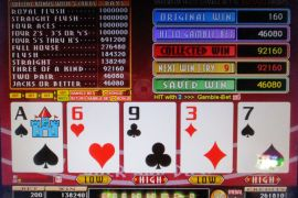 FORTUNE TIME FOUR OF A KIND BONUS PRO  138,240枚