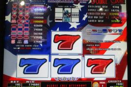 FORTUNE SPIN STARS & STRIPES 4×8 174,880枚