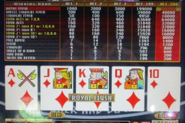DOUBLE DOUBLE QUADS BONUS PLUS PRO 200,000枚