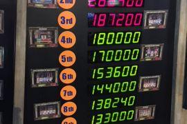 メダルゲーム JPランキング 2020年7月