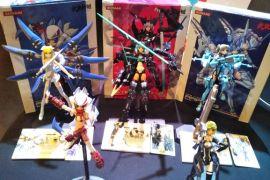 武装神姫&FORTUNE TRINITY 精霊の至宝祭