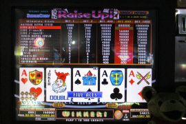 BONUS DRAW RAISE UP JOKER'S DOUBLE 160,000枚