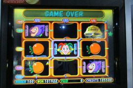 BONUS SPIN Z TWIN JOKERS 101,900枚