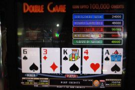 BONUS DRAW RAISE UP JOKER'S DOUBLE 144,000枚