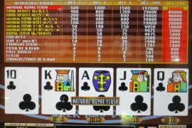 MULTI POKER EXPERT DRAW3 200,000枚