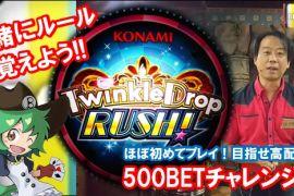 TwinkleDrop RUSH! 100BET&500BET