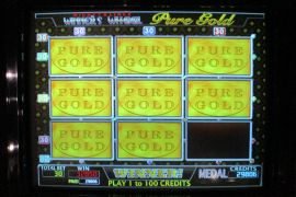 WINNER'S WHEEL PURE GOLD 32,850枚
