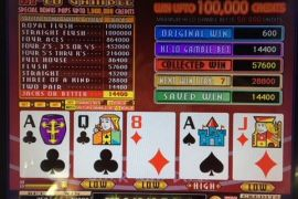 FORTUNE TIME FOUR OF A KIND BONUS PRO 72,000枚