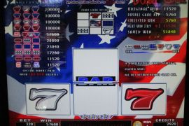 FORTUNE SPIN STARS & STRIPES 4×8 57,600枚