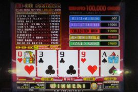 FORTUNE TIME FOUR OF A KIND BONUS PRO 76,800枚