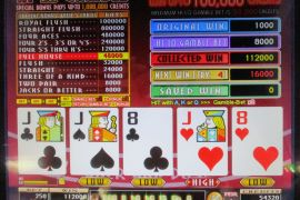 FORTUNE TIME FOUR OF A KIND BONUS PRO 112,000枚