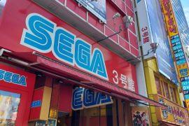 セガ秋葉原3号館レトロゲーム専門フロア[RETRO:G] へ行ってきました