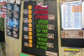 メダルゲーム JPランキング 2021年09月